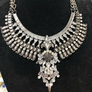 Chunky big necklace